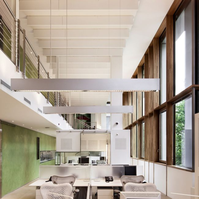 A prestigious office refurbishment and fitting out - AUTODESK - Italy