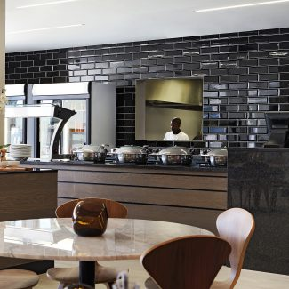 Bold law firm fit-out - Baker & McKenzie - South Africa