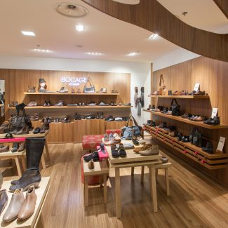 Renovation of a retail outlet for a major group - BOCAGE - France