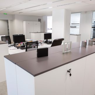Delivery of new head offices in Neuilly - CMS BUREAU FRANCIS LEFEBVRE - France