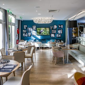 Delivery of communal areas for a hotel - HOLIDAY INN  - France