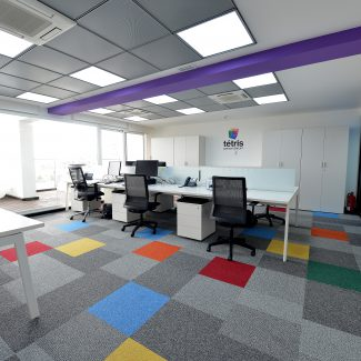 Turnkey delivery of new offices - JLL - Morocco