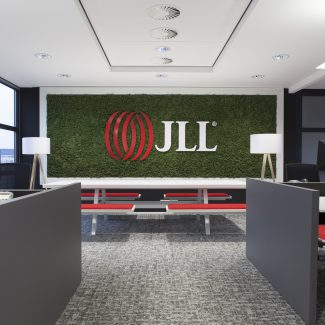 Office fit-out - JLL - Netherlands