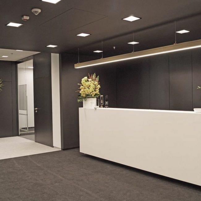 Headquarters of a commercial real estate company - Liebrecht & wooD - Poland