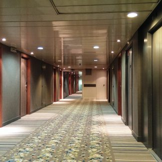 Compliance upgrade for 130 hotel rooms - MERCURE - France
