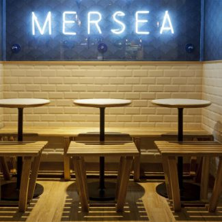 Delivery of a new restaurant in Paris - MERSEA - France