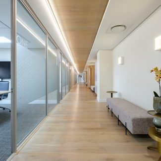 High standard office fit-out
