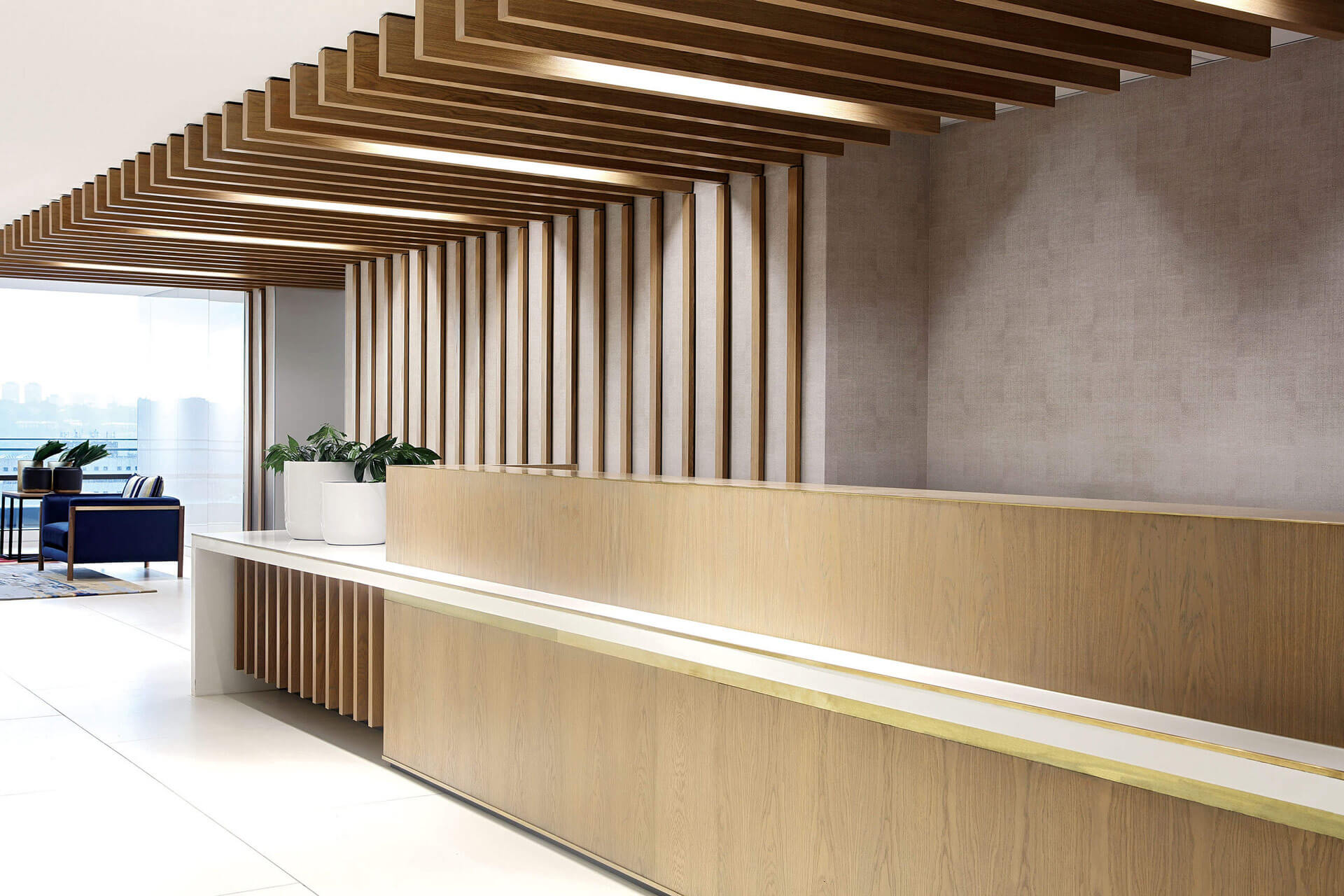 New offices for a lawfirm