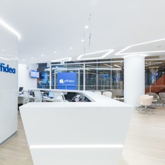 Clinic construction - Affidea - Portugal