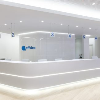 Construction d'une clinique - Affidea - Portugal