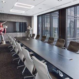 Smarter working environments - AIG Lincoln Polska - Poland