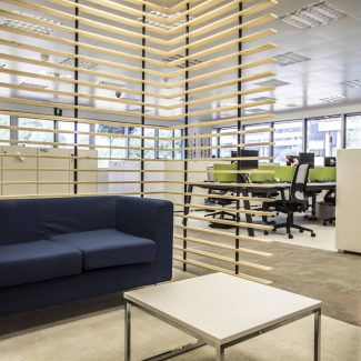 Office design and move management - AstraZeneca - Italy