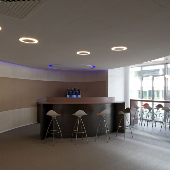 Delivery of offices - BEIERSDORF - France