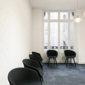 Design and delivery of original offices - BLACKPILLS - France