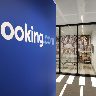 Delivery of offices - BOOKING.COM - Belgium