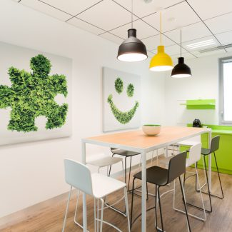 Design and delivery of offices - BOUYGUES ENERGIES ET SERVICES - France