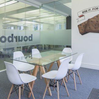 Office delivered within a tight timescale - Buzzfeed - United Kingdom