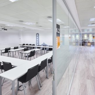 Major office fit refurbishment - CEA - Spain