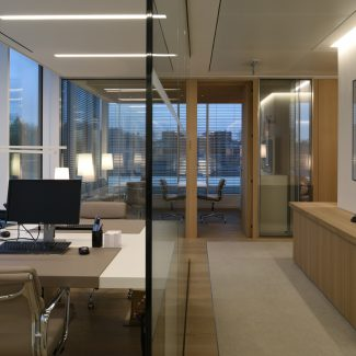 Delivery of offices - CLIENT INVESTOR - Luxembourg