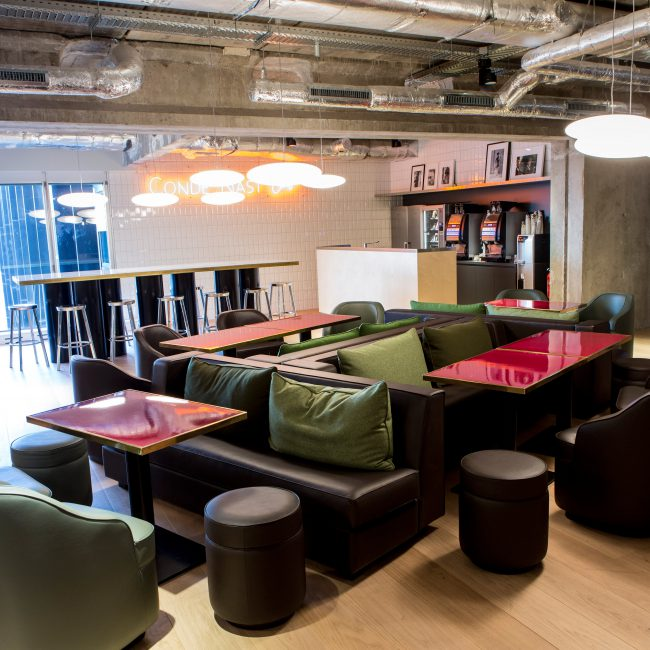 Delivery of new head offices in record time - Condé Nast - France