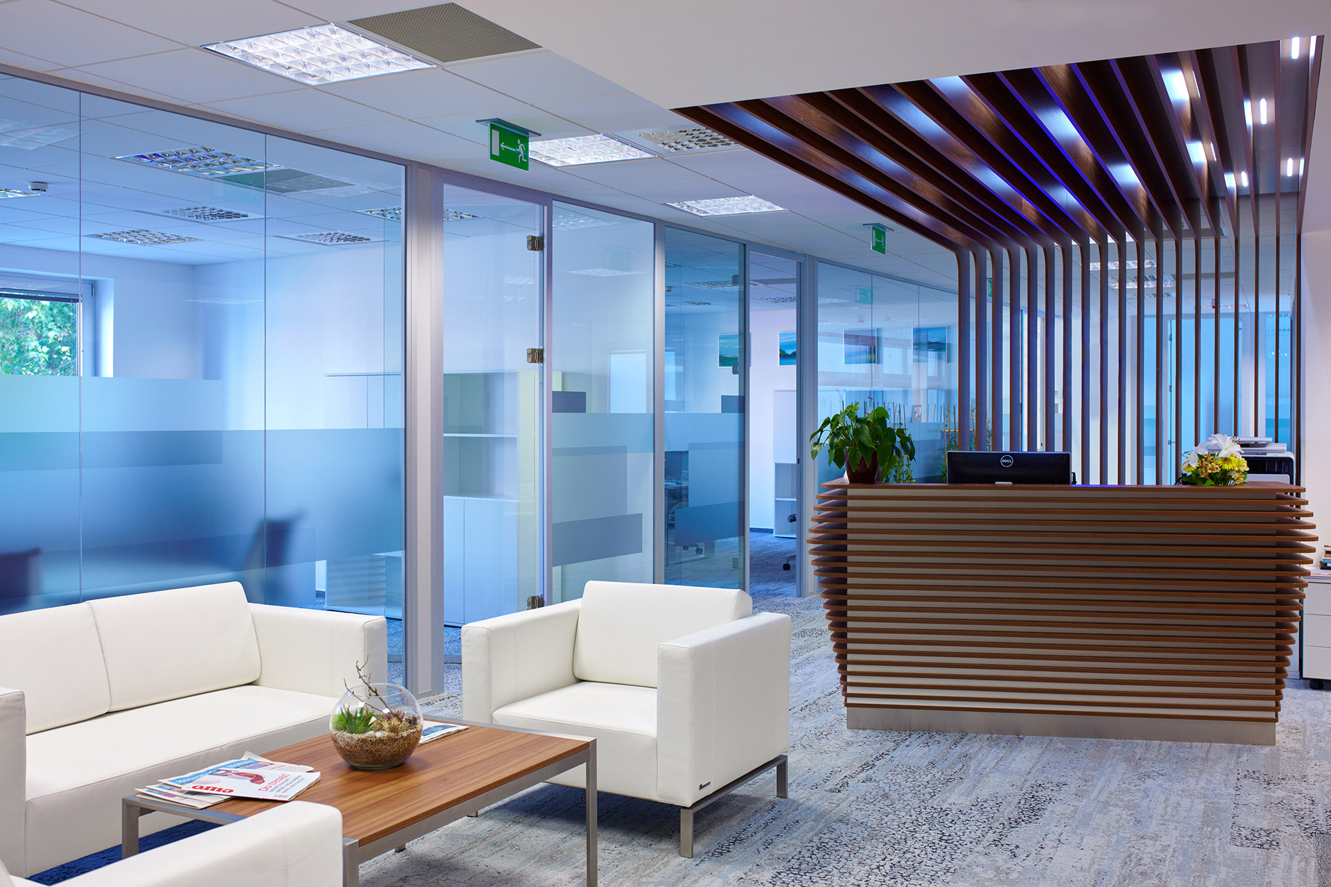 Office Design and furniture management - Consulting Company - Czech Republic