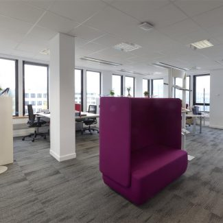 Delivery of offices - CORSAIR - France