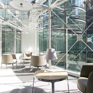 Delivering a new head office in Neuilly - DELOITTE - France