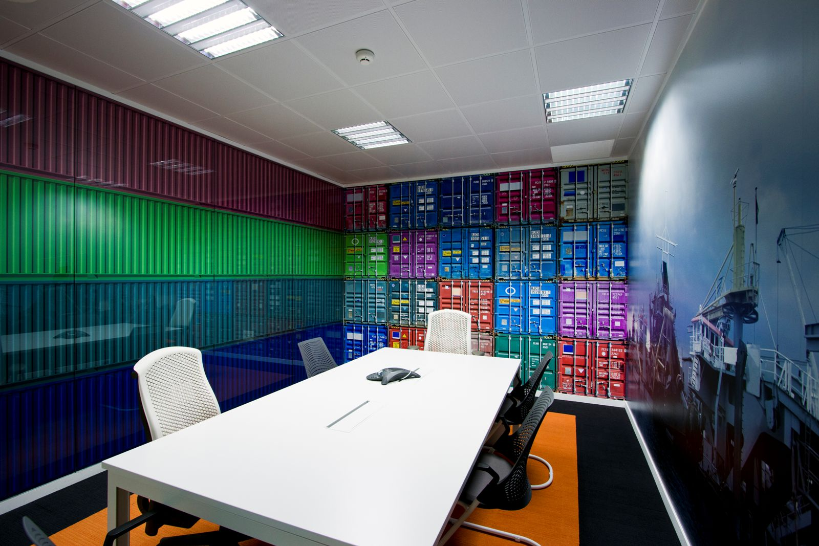 Office Fit Out For E Commerce Leader Business Spain