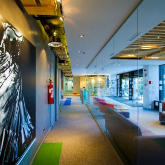 Office fit out for E-commerce leader - E-business Leader - Spain