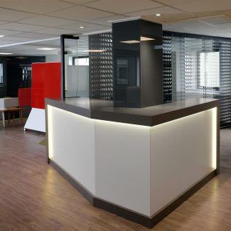 Design and delivery of offices in Lyon - EDF - France