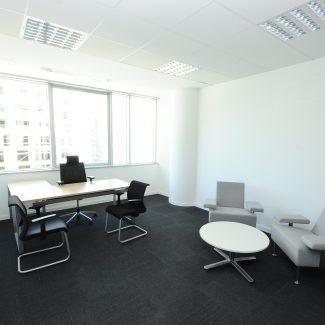Design and delivery of showcase offices - Marketing Suite - Morocco