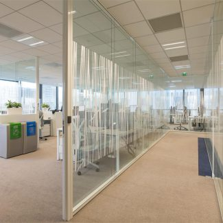 Delivery of offices in Design&Build mode - EURONEXT - France
