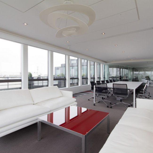 Design and delivery of a head office - FREE - France