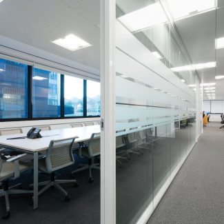 Turn-key project for offices - GFI - Portugal
