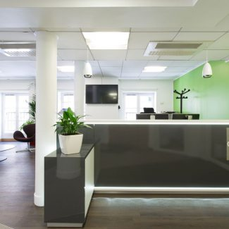 Design and delivery of offices - GOODMAN - France