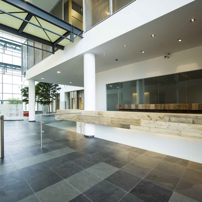 Modernisation of offices - HansaInvest - Belgium