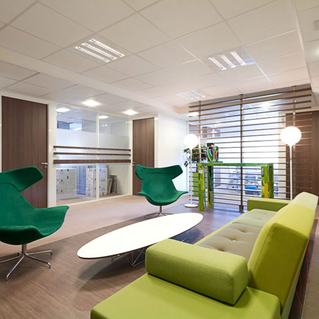 Delivery of new head offices in Rueil - HEINEKEN - France