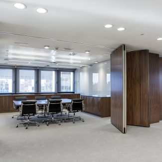 Office fit out for law firm - Hogan Lovells - Spain