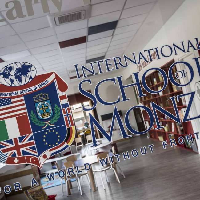 A fully equipped language campus - International School of Monza - Italy