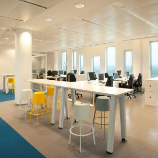 A collaborative workplace design - ITALIAONLINE - Italy