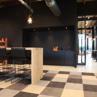 Office fit-out - Jack Link's - Netherlands