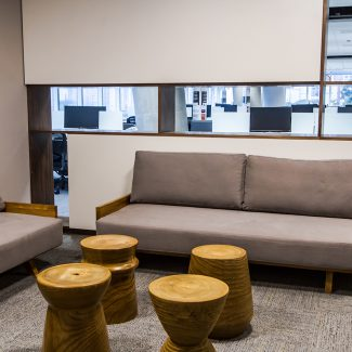 Innovative and collaborative office - JLL - Brazil