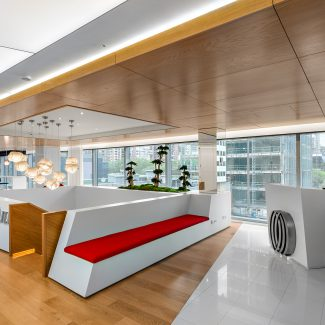 Amazing Design & Build for consultancy firm - JLL - Spain