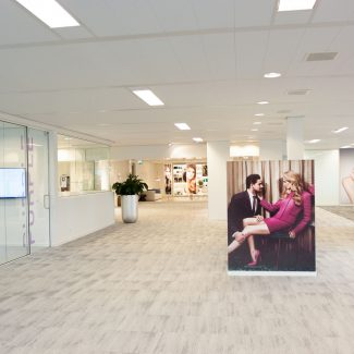 Office fit-out - KAO Group - Netherlands