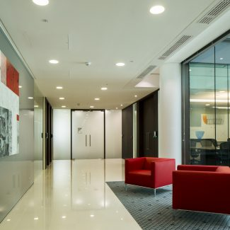 Fast track office design and fit-out - Klesch - United Kingdom