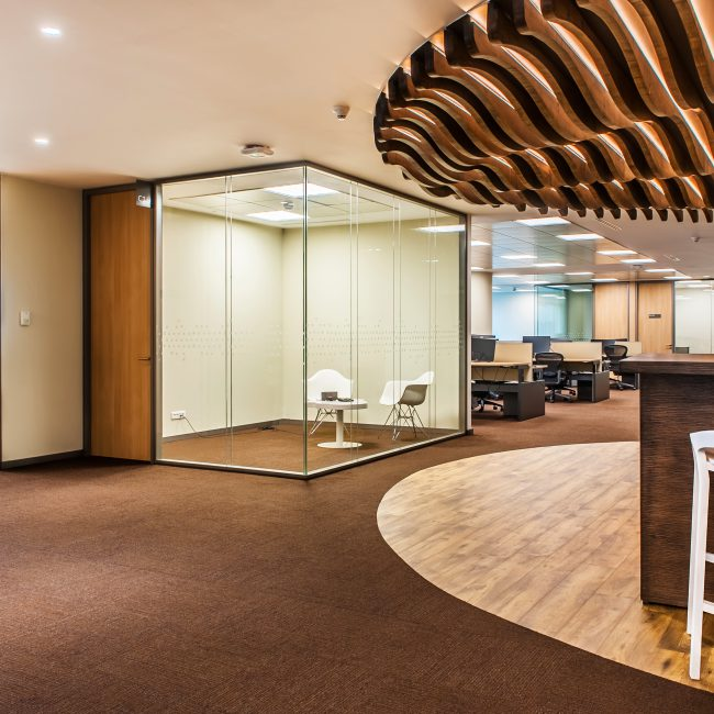Delivery of offices to encourage collaborative work practices - CRM Leader - Morocco