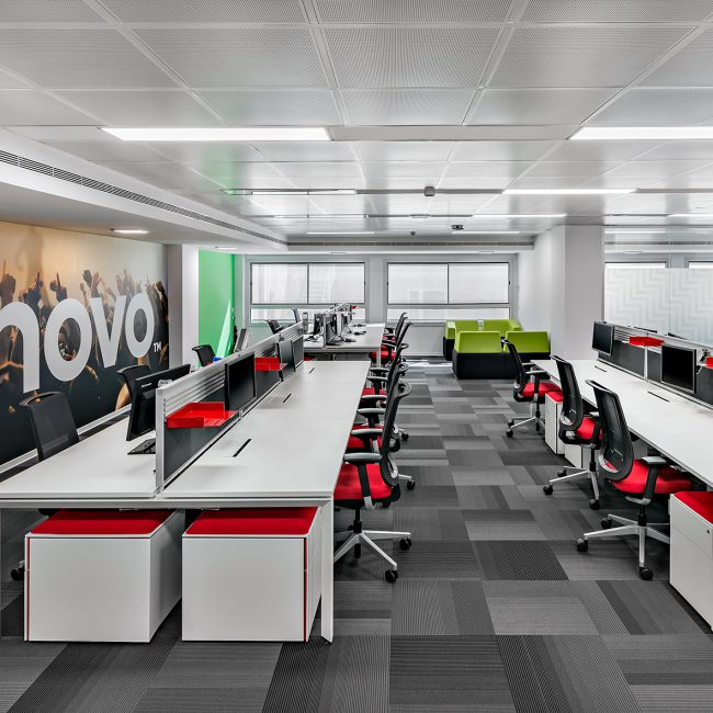 New headquarters for PC´s manufacturer - LENOVO - Spain