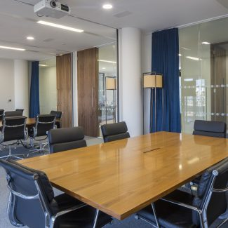 Cat B design and build fit-out of new office - Lionsgate - United Kingdom