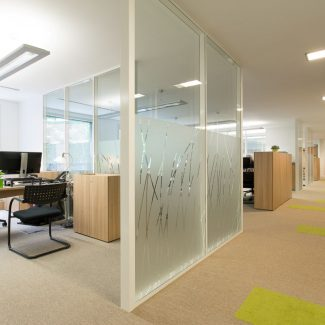 Turnkey delivery of new head offices - MERISANT - France