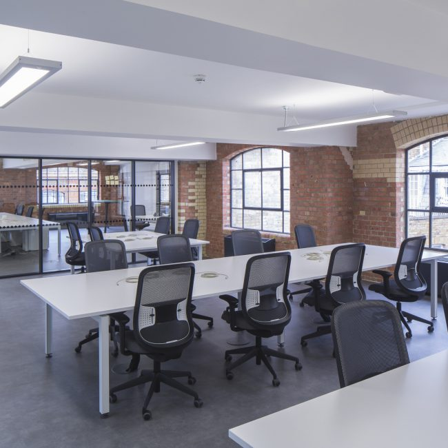 Office delivered within a tight timescale - Monitise Create - United Kingdom